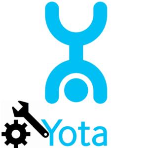 Как подключить Йота (Yota) модем к ноутбуку или компьютеру