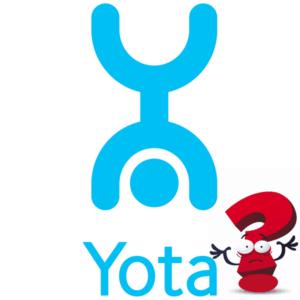 Что делать, если модем или роутер Yota не работает и не подключается интернет?